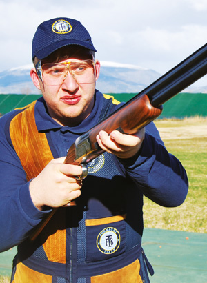 ALESSIO FRANQUILLO Olympic Trap