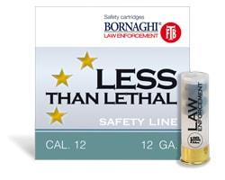Less lethal 12 Rubber Buckshots