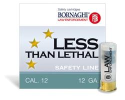 Less lethal 9 Rubber Buckshots
